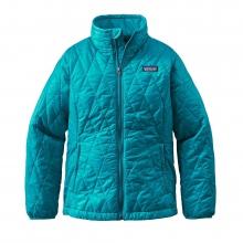 Girls' Nano Puff Jacket by Patagonia