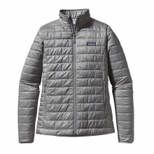 Women's Nano Puff Jacket by Patagonia in Nibley Ut
