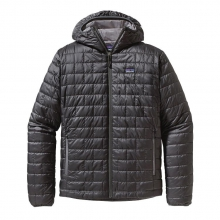 Men's Nano Puff Hoody by Patagonia in Great Falls Mt