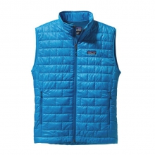 Men's Nano Puff Vest by Patagonia in Bluffton Sc