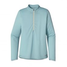 Women'sLong-Sleeved  Fore Runner Zip Neck by Patagonia