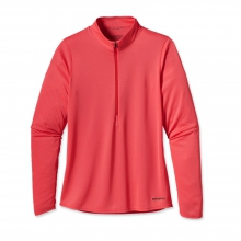 Women'sLong-Sleeved  Fore Runner Zip Neck by Patagonia in Knoxville Tn