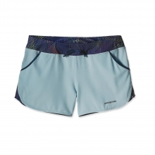 Women's Nine Trails Unlined Shorts by Patagonia