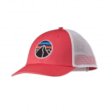 Fitz Roy Emblem LoPro Trucker Hat by Patagonia in Virginia Beach Va