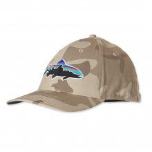 Fitz Roy Trout Stretch Fit Hat by Patagonia in Great Falls Mt