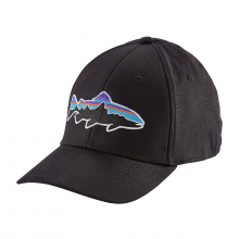 Fitz Roy Trout Stretch Fit Hat by Patagonia in Ellicottville Ny