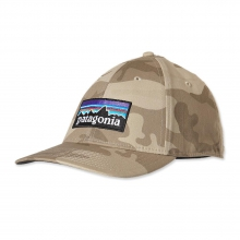 P-6 Logo Stretch Fit Hat by Patagonia