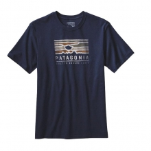 Men's  Sunset Cotton T-Shirt by Patagonia