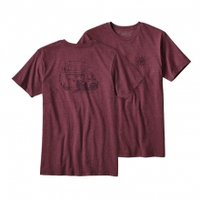 Men's Surf Van Cotton/Poly T-Shirt by Patagonia