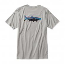 Men's Fitz Roy Tarpon Cotton T-Shirt by Patagonia