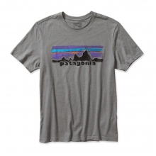 Men's  Legacy Label Cotton/Poly T-Shirt by Patagonia