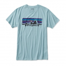 Men's  Legacy Label Cotton/Poly T-Shirt by Patagonia