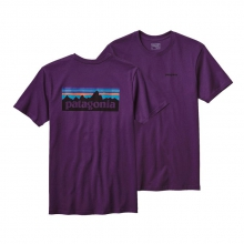 Men's P-6 Logo Cotton T-Shirt by Patagonia in Springfield Mo