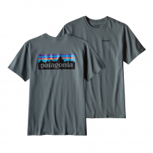 Men's P-6 Logo Cotton T-Shirt by Patagonia in Trumbull CT