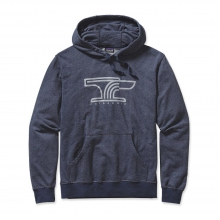 Men's Anvil Lightweight Pullover Hooded Sweatshirt