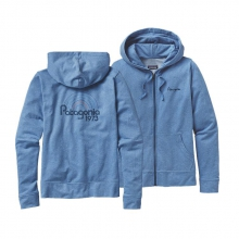 Women's  Grooves Lightweight Full-Zip Hooded Sweatshirt by Patagonia