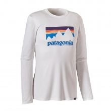 Men's L/S Cap Daily Graphic T-Shirt by Patagonia in Bluffton Sc