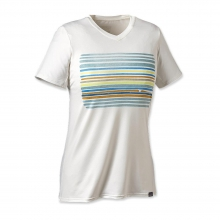 Women's Cap Daily Graphic T-Shirt by Patagonia