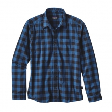 Men's L/S Fezzman Shirt by Patagonia