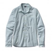 Women's Long-Sleeved Brookgreen Shirt by Patagonia