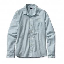 Women's Long-Sleeved Brookgreen Shirt by Patagonia
