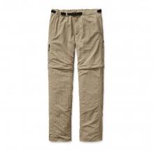 Men's Gi III Zip-Off Pants by Patagonia