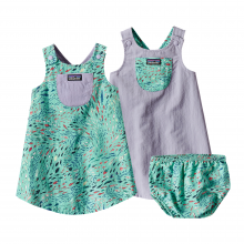 Baby Reversible Baggies Jumper by Patagonia