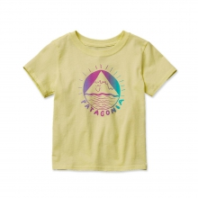 Baby Graphic Cotton T-Shirt by Patagonia