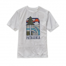 Boys' Cap Daily Graphic Tee by Patagonia
