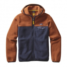Boys' Lightweight Synchilla Snap-T Hoody by Patagonia