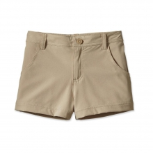 Girls' Happy Hike Shorts by Patagonia