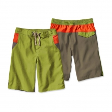 Boys' Forries Shorey Board Shorts by Patagonia