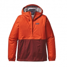Men's Torrentshell Pullover by Patagonia in Bluffton Sc