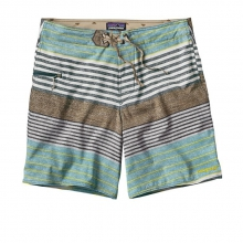 Men's Printed Stretch Planing Board Shorts - 18 in.