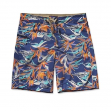 Men's Printed Wavefarer Board Shorts - 19 in. by Patagonia