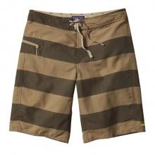 Men's Printed Wavefarer Board Shorts - 21 in. by Patagonia