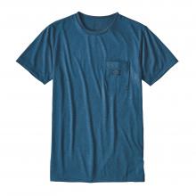 Men's '73 Logo Rec Poly Pocket Responsibili-Tee by Patagonia
