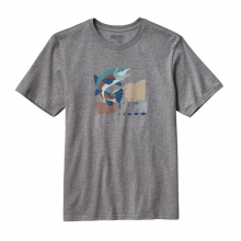 Men's Dinner Bell Cotton T-Shirt by Patagonia in Great Falls Mt