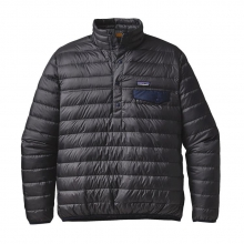 Men's Down Snap-T Pullover by Patagonia in Fairbanks Ak