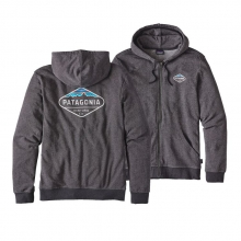 Men's Fitz Roy Crest Lightweight Full-Zip Hoody by Patagonia