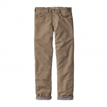 Men's Flannel Lined Straight Fit Jeans - Short by Patagonia