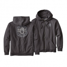 Men's Ironmongers Badge MW Full-Zip Hoody by Patagonia