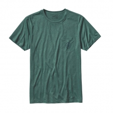 Men's Knotted Rec Poly Pocket Responsibili-Tee