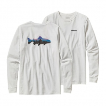 Men's L/S Fitz Roy Trout Cotton T-Shirt in Pocatello, ID
