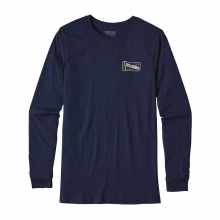 Men's L/S Iron Clad '73 Cotton T-Shirt by Patagonia in San Luis Obispo Ca