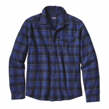 Men's L/S Lightweight Fjord Flannel Shirt by Patagonia in Newark De