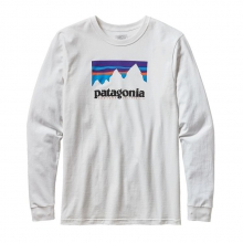 Men's L/S Shop Sticker Cotton T-Shirt in Birmingham, AL