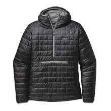 Men's Nano Puff Bivy Pullover by Patagonia in Truckee Ca