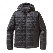 Men's Nano Puff Hoody by Patagonia