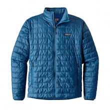 Men's Nano Puff Jacket by Patagonia in Stowe Vt